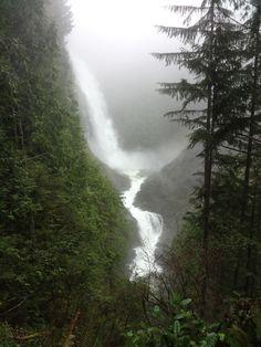 Wallace Falls-Washington State