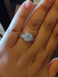 Wedding ring @Ben Silbermann Bridge Jeweler