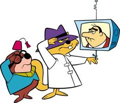 Secret Squirrel and Morocco Mole reporting for duty chief. Classic Cartoon Characters, Cartoon Books, Cartoon Tv Shows, Favorite Cartoon Character, Classic Cartoons, Old School Cartoons, 90s Cartoons, Cartoon Caracters, Cartoon Crazy