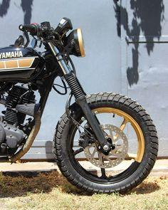 Yamaha FZ16 Tracker By Lino Motos Custom