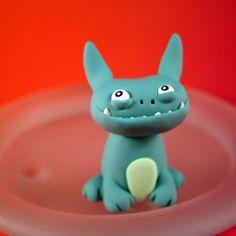 Monstruos de Plastilina   plástico  talento  cute