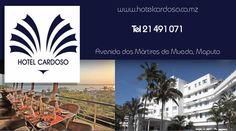 BUSINESS CARD DESIGN >> Hotel Cardoso (Mozambique) created by Design so Fine