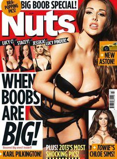 Nuts UK - 7 June 2013