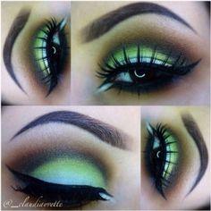 Colorful eyeshadow hint hint VERY Makeup Inspo, Makeup Art, Makeup Inspiration, Makeup Tips, Beauty Makeup, Makeup Ideas, Beauty Tips, Witch Makeup, Fairy Makeup