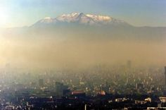 Air pollution Mexico City