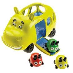 $34.95Amazon.com: Fisher-Price Jungle Junction Hippobus Beetlebug Transport: Toys & Games