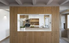 Rehabilitation of a Traditional Housing in Moscoso,© Roi Alonso