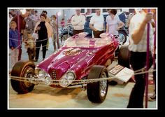 """Crucifier"" Show Car, 1975, via Flickr."