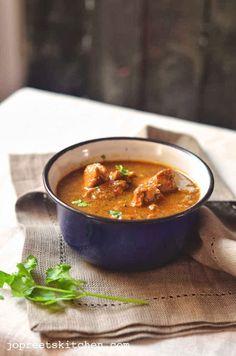 Malvani Style Chicken Curry