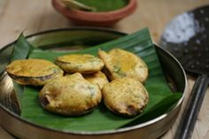 Fried Ginger Eggplant is a Nepalese street food treat