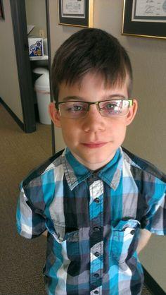 Boys hipster glasses