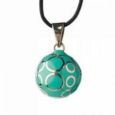 turquoise-circles bola