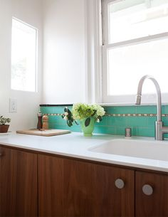 the shutterbugs: melissa kaseman / sfgirlbybay *pinned for tile backsplash for kitchen or bath??