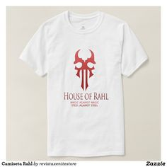 Camiseta Rahl; Seeker; http://www.zazzle.com.br/camiseta_rahl-235341588905853519