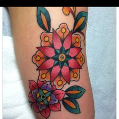 like the lines and colors. maybe on the elbow?
