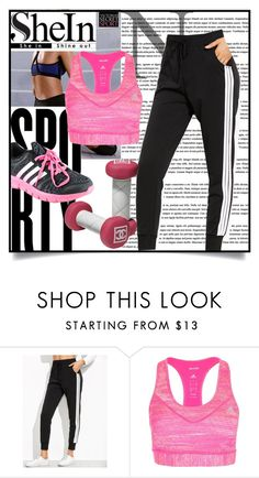 """sporty"" by dina-97 ❤ liked on Polyvore featuring adidas"