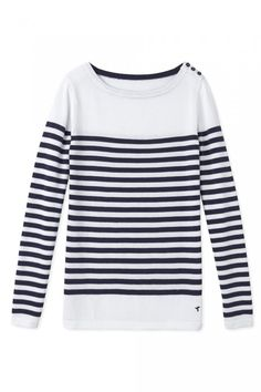 13 Actually Perfect Breton Tops For French Girl Cool