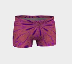 """Shorts+""""rOZE+bUDZ""""+by+gymmybob"""