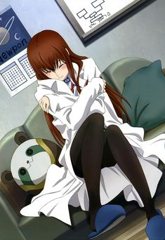 Kurisu Makise _Steins;Gate
