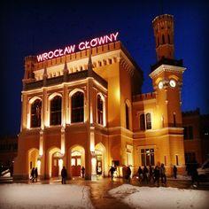 Wrocław Główny w Wrocław, Województwo dolnośląskie