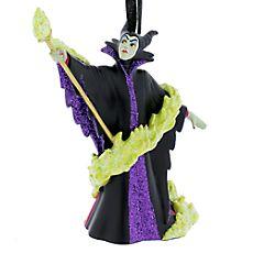 Disney Store Maleficent Sleeping Beauty Ornament