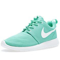 Nike Roshe Run Mint Green