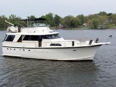 1977 Hatteras Classic Power Boat For Sale - www.yachtworld.com