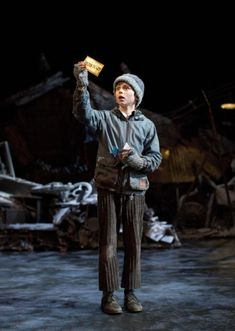 Charlie Bucket costume (Charlie and the Chocolate Factory by Roald Dahl)