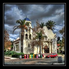 San Diego (Old Town) Catholic Church