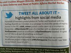 Cottonopolis in WI Life Magazine