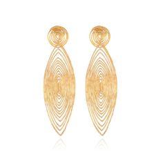 Grosse boucle d'oreille Gas / 31 grosses boucles d'oreilles qui ne passent pas inaperçues / earrings / bijoux / jewelry