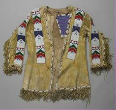 Buffalo Bill Center of the West Native American Clothing, Native American Beadwork, Male Clothing, Indian Outfits, Indian Clothes, Beaded Jacket, Indian Man, Online Collections, Kimono Top