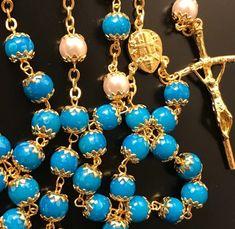 Praying The Rosary, Holy Rosary, Rosary Catholic, Hail Mary, Rosary Beads, Rosaries, Blessed, Bracelets, Jewelry
