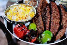 KABOB KOOBIDEH | GRILLED MINCED MEAT KABOBS – Persian Mama