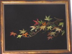 Phase8_Maple Leaves - Japanese Embroidery Center design