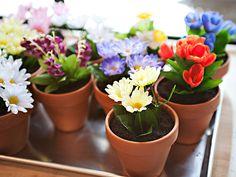 Make it for Mother's Day: An Edible Flowerpot DirtCake