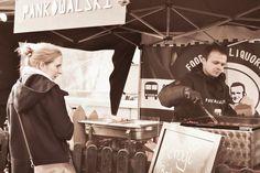 Pankowalski auf dem Food Lovers Market - Leberkassemmel und mehr