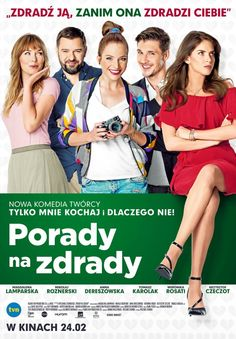 Porady na zdrady / Tips For Cheating 2018 Movies, Top Movies, Movies And Tv Shows, Tv Series Online, Episode Online, Popular Movies, Latest Movies, Film Tips, Movies Playing