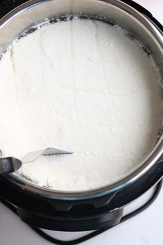 Instant Pot Easy, Soft Homemade Mozzarella