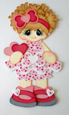be my valentine- love this little girl