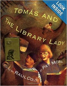Tomas and the Library Lady (Dragonfly Books): Pat Mora, Raul Colon: 9780375803499: Amazon.com: Books