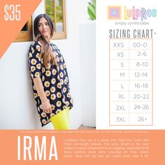 Go to my bio and click on the link to shop videos pinterest fashion new lularoe mystery irma tunic top shirt tee 2xs xs s m l xl 2xl 3xl retail fandeluxe Choice Image