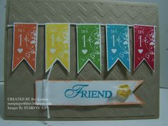 Stampin' Up! Affection Collection