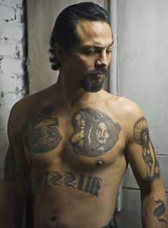 Benjamin Bratt in....The Mission