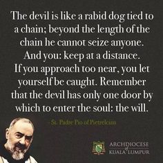 Padre Pio was such an amazing person! Such a great model in the faith Catholic Prayers, Catholic Quotes, Catholic Saints, Religious Quotes, Spiritual Quotes, Roman Catholic, Catholic Sacraments, Catholic Religion, Catholic Kids