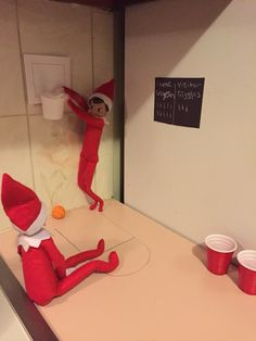 Elf basketball