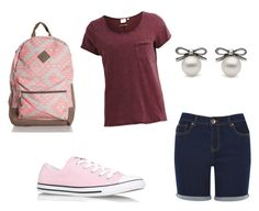 """Untitled #11"" by laylahatch on Polyvore featuring Oasis, Object Collectors Item and Converse"