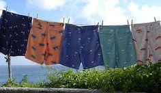 Bermuda styles