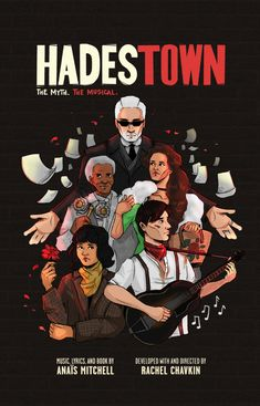 """somehow-im-saying-no: """"way down hadestown! finished my hadestown piece and im incredibly proud of it! Broadway Plays, Broadway Theatre, Musical Theatre, Broadway Shows, Theatre Nerds, Dear Evan Hansen, Beetlejuice, Fangirl, Fandoms"""