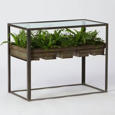 Terrarium Side Table in House+Home HOME+DÉCOR Furniture Storage+Accents at Terrain